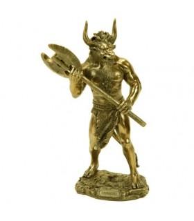 la figura greca Minotauro