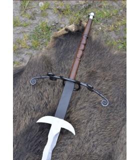 Flaming Sword 2 mani, 147 cm.