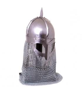 casco funzionale vichingo, 2 mm.