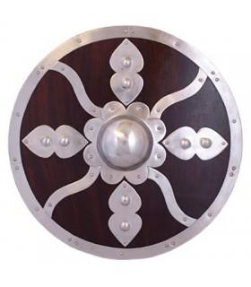 Viking legno Coat e acciaio