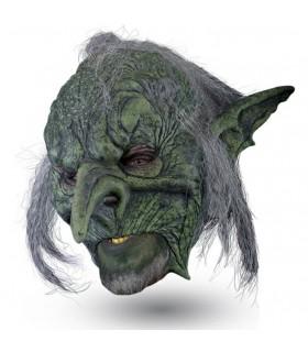 Maschera Elf con i capelli