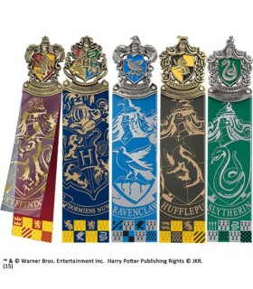 Set 5 marcapáginas Harry Potter