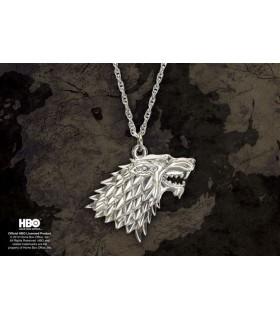 Colgante casa Stark, Juego de Tronos