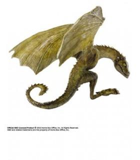 Figura Dragón Rhaegal, Juego de Tronos