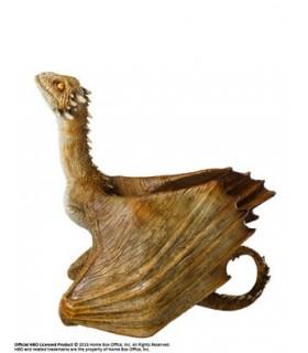 Figura Dragón Viserion, Juego de Tronos
