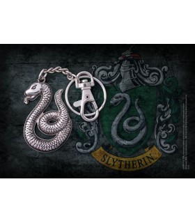 Llavero Serpiente de Slytherin, Harry Potter