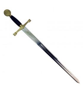 la spada Excalibur ottonato, Cadete