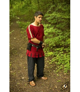 tunica senza maniche medievale
