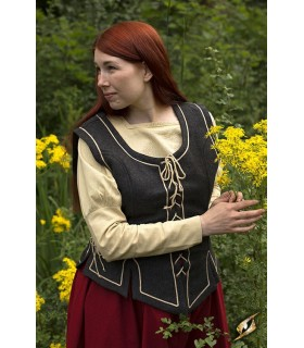 Zuria donna abito medievale