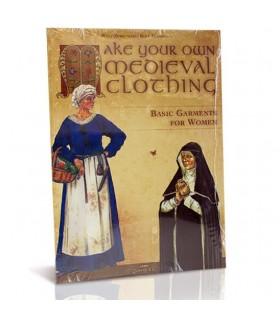 Abbigliamento Prenota donne medievali
