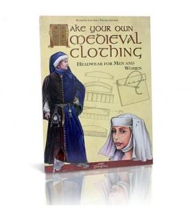 Medievale Libro Accessori Capo