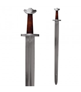 Espada vikinga funcional con vaina