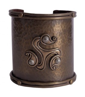 Pulsera Celta Triskel