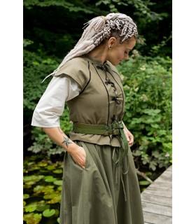 abito contadino medievale