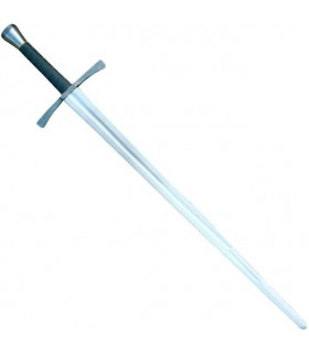 Mano e un combattimento con la spada mezzo, de luxe