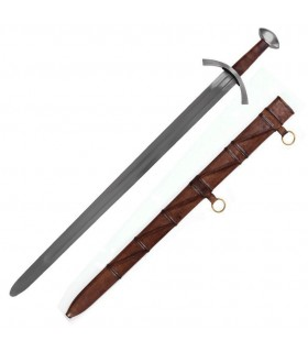 Maurice funzionale spada medievale, XIII secolo