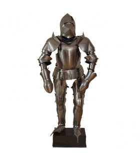 Noble armature medievali, 180 cm.