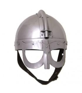 Viking casco con maschera