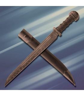 Hattin Falchion spada combattimento, affilata
