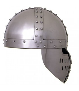 Barbuta funzionale italiana 1440