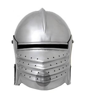 nasale italiano casco funzionale, s. XII