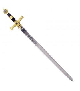 Espada Rey Salomón, 120 cms.