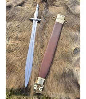 Espada Hoplita Campovalano con vaina