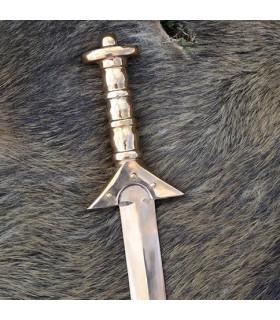 Espada Celta en Bronce