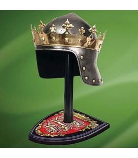 Corona Re Medievale in ottone