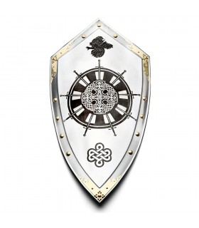 scudo Cruz Templar