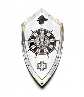 Cavalieri di gerusalemme shield scudo medievale - Numero cavalieri tavola rotonda ...