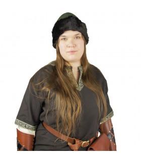 Gorro Vikingo Ulf Rojo