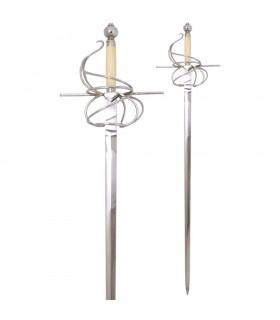 Espada Rapiera Italiana, S. XVII