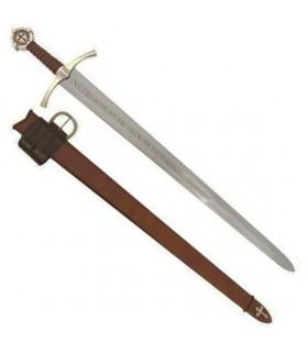 Accolade Cavaliere Templare spada