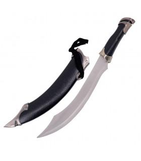 Cuchillo Elfo con funda