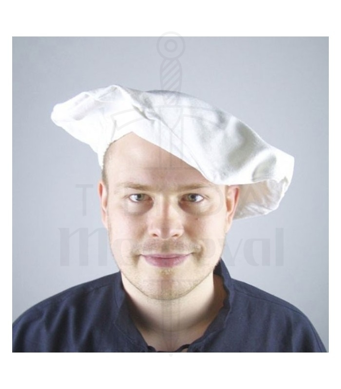 Cappellino in cotone rinascimentale. Berretti - Cappelli-Cappelli 3940d3fcb20