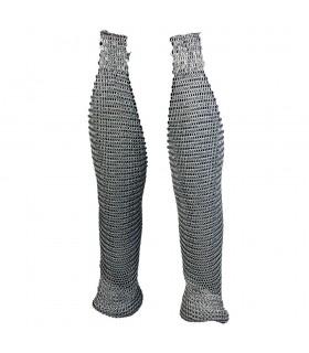 Gambe cotta di maglia medievale