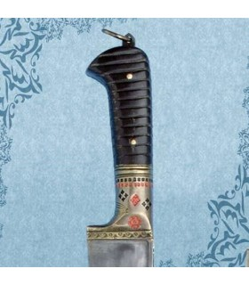Cuchillo Indio Khyber Charay