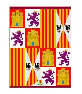 Stemma cattolico standard monarchi