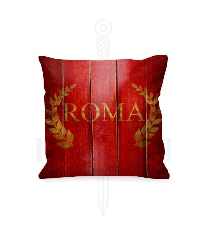 Negozio Di Cuscini.Cuscino Di Roma Con Corona Di Alloro Cuscini Decorazione Negozio