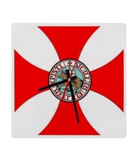 Reloj de Pared Caballeros Templarios