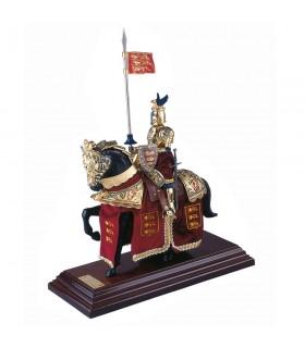 Caballero Armadura Dragón a Caballo (33 cms.)
