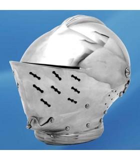 Casco Medievale Tudor Chiuso, anni 1522-1523
