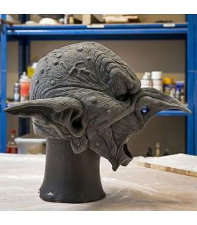 Maschera di Goblin non verniciata (59-61 cm.)