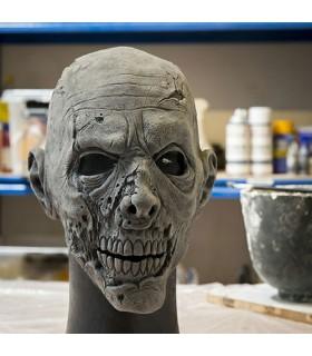 Maschera Testa Umana Zombie (57-59 cm.)