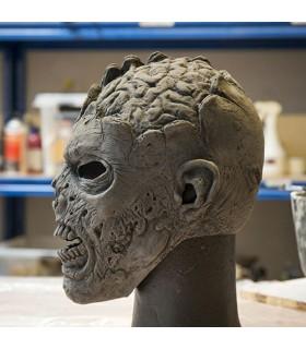 Maschera Testa di Zombie Visceri (57-59 cm.)