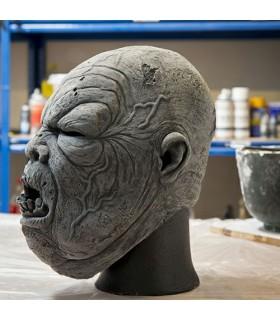 Maschera Testa di Zombie (59-61 cm.)