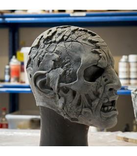 Maschera Zombie Mezzo a Testa (57-59 cm.)