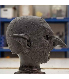 Maschera puck-non verniciata (57-59 cm.)