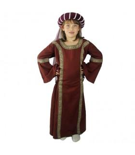 Abito medievale ragazze